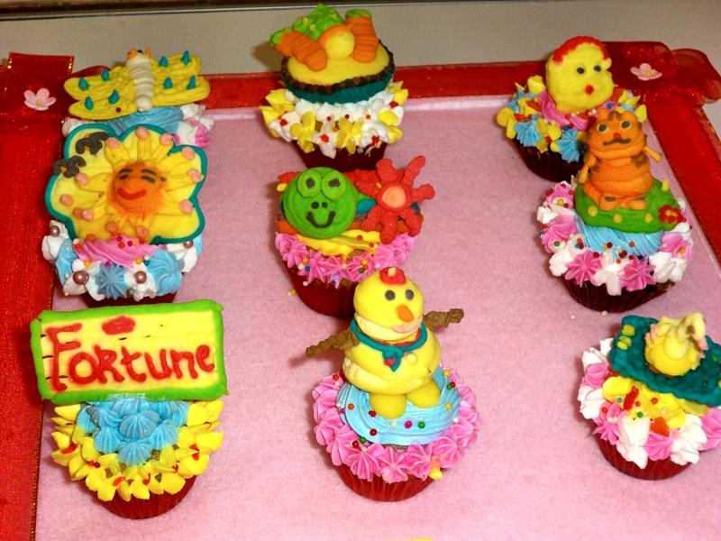 Kuliner Rainbow Cake Jar Dalam Gelas Vemalecom Picture